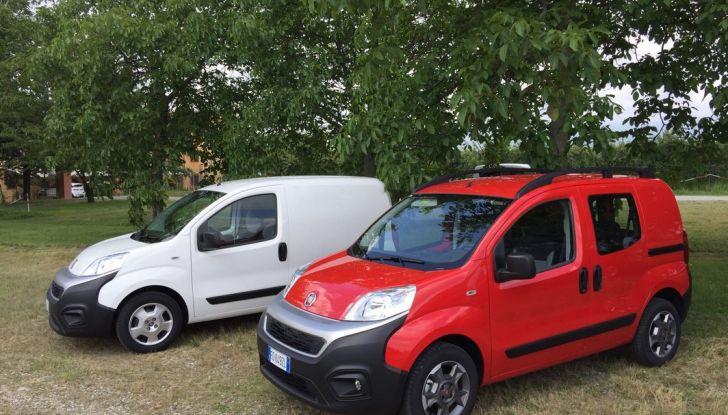 Nuovo Fiat Fiorino: prova su strada, prezzi e informazioni - Foto 7 di 9