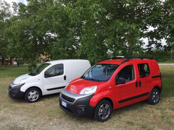 Nuovo Fiat Fiorino: prova su strada, prezzi e informazioni - Foto 8 di 9
