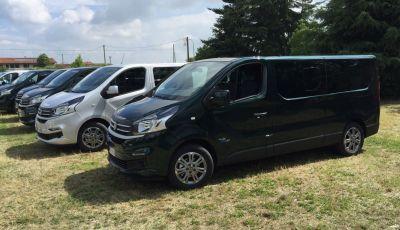 Fiat Talento: provato su strada il nuovo commerciale Fiat con un listino prezzi da 23.600 euro