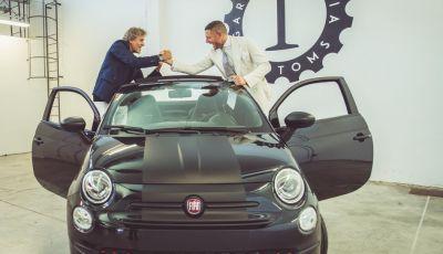 Garage Italia Customs 555 RR: stile Diesel per Renzo Rosso