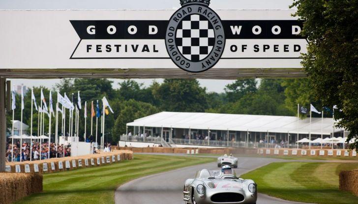 Goodwood Festival of Speed 2016: date, orari e novità - Foto 1 di 22