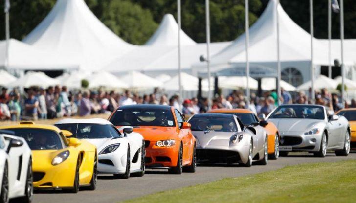 Goodwood Festival of Speed 2016: date, orari e novità - Foto 8 di 22