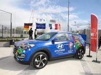 Hyundai sponsor ufficiale UEFA Euro 2016 con flotta di oltre 350 veicoli