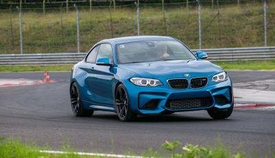 BMW M2 2016: la nostra prova in pista all'Hungaroring