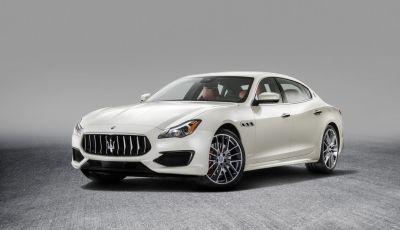 Le 7 berline di lusso: tra le ammiraglie, anche Maserati Quattroporte restyling