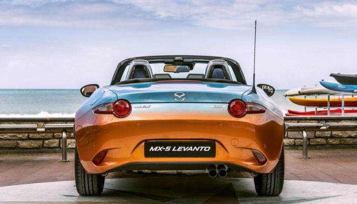 Mazda MX-5 Levanto: un pezzo unico by Garage Italia Customs - Foto 2 di 45
