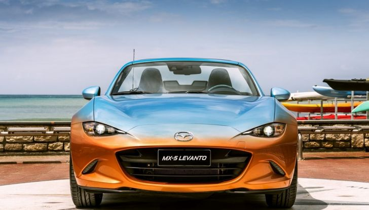 Mazda MX-5 Levanto: un pezzo unico by Garage Italia Customs - Foto 4 di 45