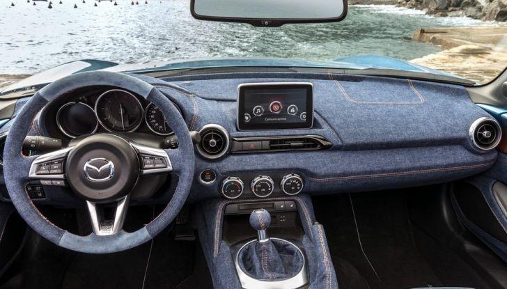 Mazda MX-5 Levanto: un pezzo unico by Garage Italia Customs - Foto 17 di 45