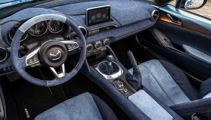 Mazda MX-5 Levanto: un pezzo unico by Garage Italia Customs - Foto 25 di 45