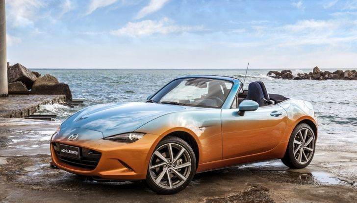 Mazda MX-5 Levanto: un pezzo unico by Garage Italia Customs - Foto 1 di 45