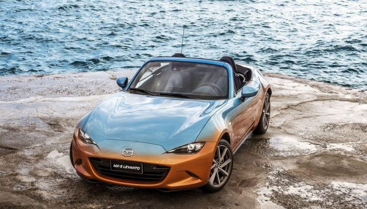 Mazda MX-5 Levanto: un pezzo unico by Garage Italia Customs - Foto 26 di 45