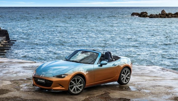 Mazda MX-5 Levanto: un pezzo unico by Garage Italia Customs - Foto 28 di 45