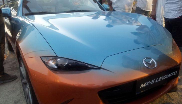 Mazda MX-5 Levanto: un pezzo unico by Garage Italia Customs - Foto 35 di 45