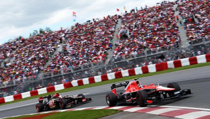 F1 2016, GP del Messico: pole a Hamilton, Raikkonen partirà dalla sesta posizione - Foto 14 di 16