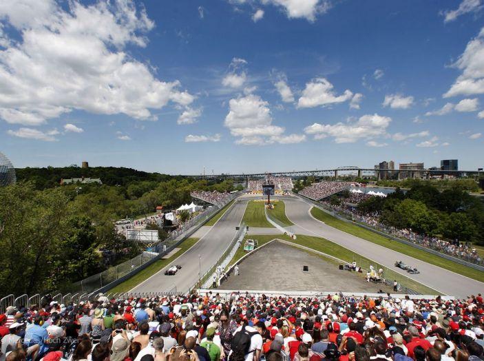 F1 2016, GP degli Stati Uniti: pole a Hamilton, Ferrari in terza fila - Foto 1 di 16