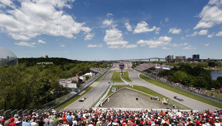 F1 2016, GP degli Stati Uniti: trionfa Hamilton, quarto Vettel - Foto 1 di 16