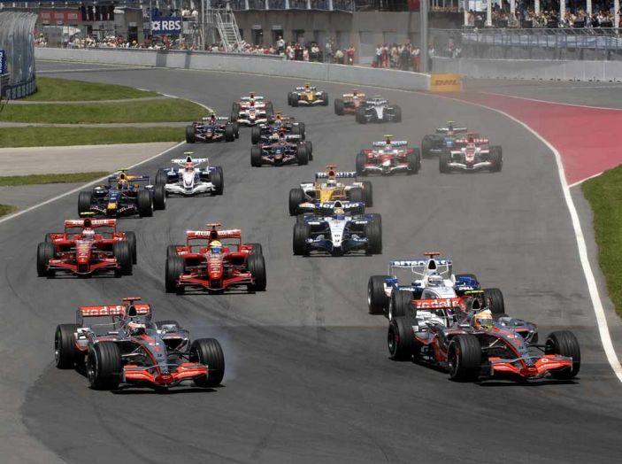 F1 2016, GP degli Stati Uniti: pole a Hamilton, Ferrari in terza fila - Foto 8 di 16