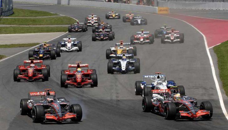 F1 2016, GP degli Stati Uniti: trionfa Hamilton, quarto Vettel - Foto 8 di 16