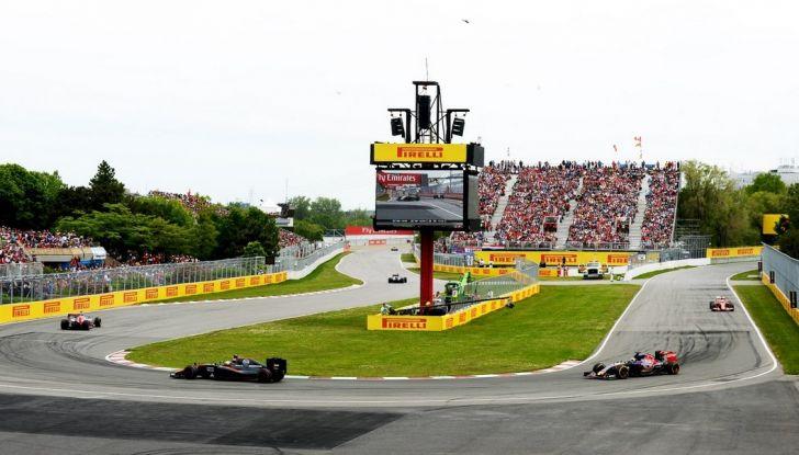 F1 2016, GP degli Stati Uniti: trionfa Hamilton, quarto Vettel - Foto 2 di 16