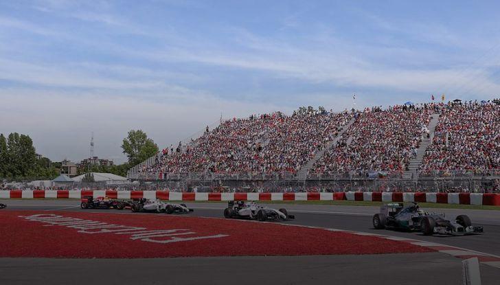 F1 2016, GP degli Stati Uniti: trionfa Hamilton, quarto Vettel - Foto 5 di 16