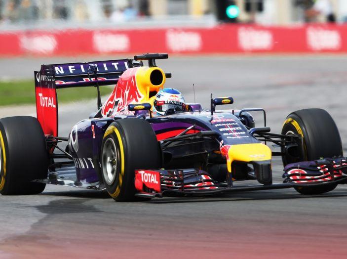 F1 2016, GP degli Stati Uniti: pole a Hamilton, Ferrari in terza fila - Foto 7 di 16