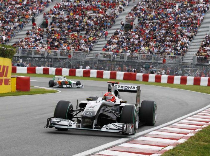 F1 2016, GP degli Stati Uniti: pole a Hamilton, Ferrari in terza fila - Foto 9 di 16