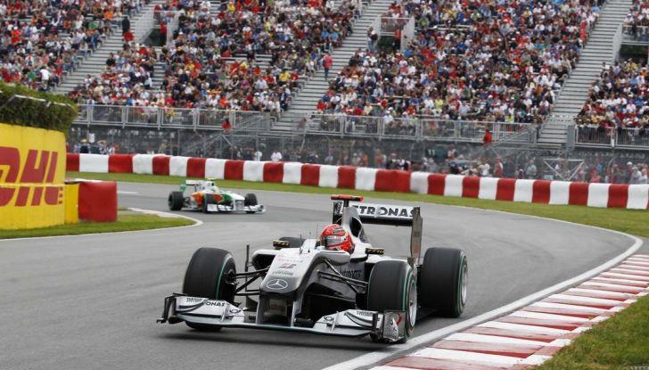 F1 2016, GP del Messico: pole a Hamilton, Raikkonen partirà dalla sesta posizione - Foto 9 di 16