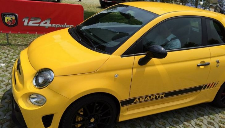 Nuova Abarth 595 recensioni