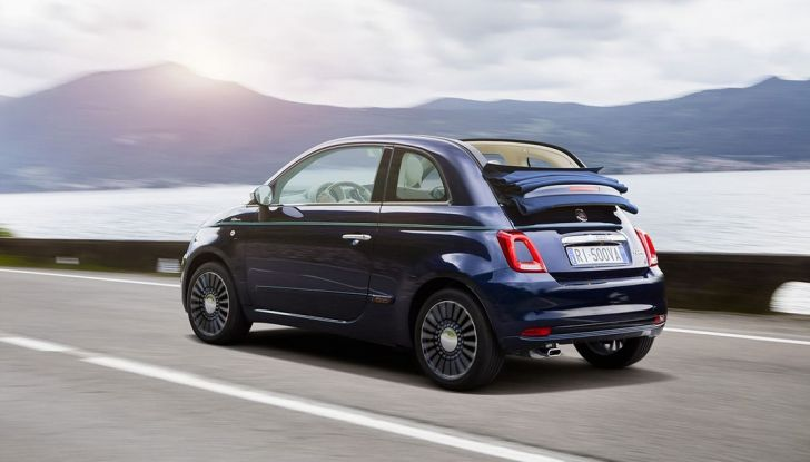 Nuova Fiat 500 Riva, la serie speciale al prezzo di 17.900 euro (1)