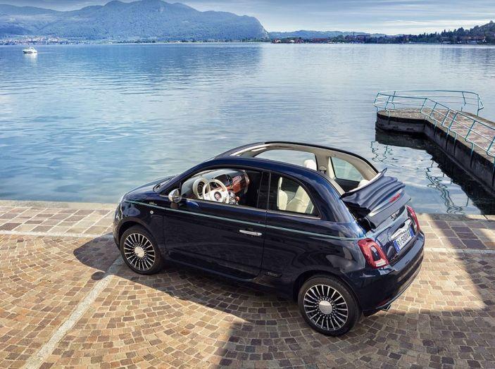 Nuova Fiat 500 Riva, la serie speciale al prezzo di 17.900 euro (10)