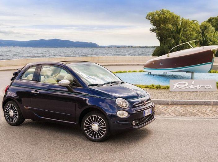 Nuova Fiat 500 Riva, la serie speciale al prezzo di 17.900 euro (13)