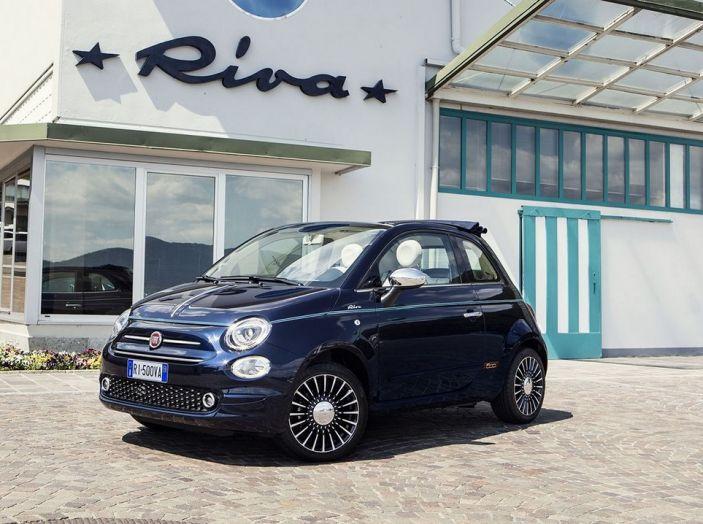 Nuova Fiat 500 Riva, la serie speciale al prezzo di 17.900 euro (15)