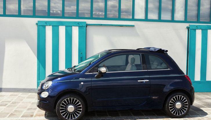 Nuova Fiat 500 Riva, la serie speciale al prezzo di 17.900 euro (16)
