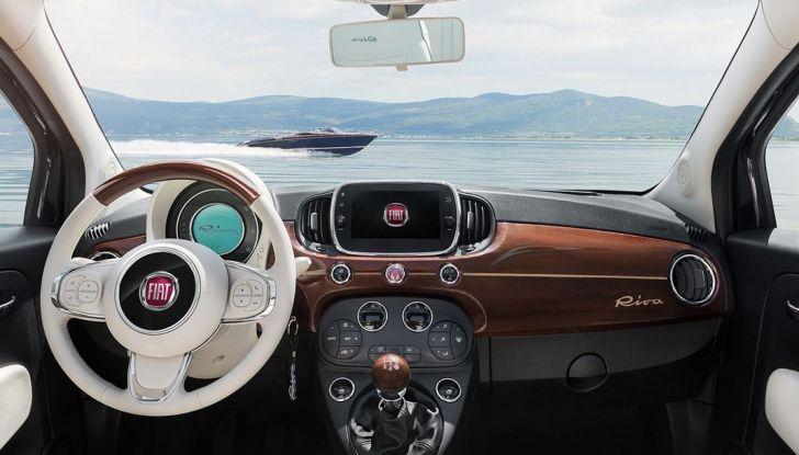 Nuova Fiat 500 Riva, la serie speciale al prezzo di 17.900 euro (3)