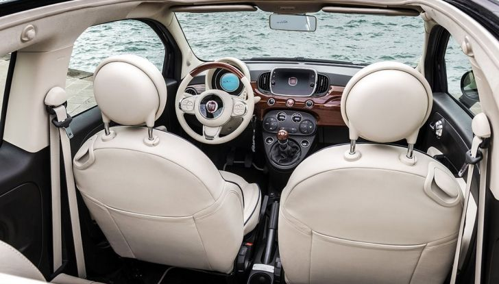 Nuova Fiat 500 Riva, la serie speciale al prezzo di 17.900 euro (4)