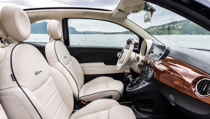 Nuova Fiat 500 Riva, la serie speciale al prezzo di 17.900 euro (5)