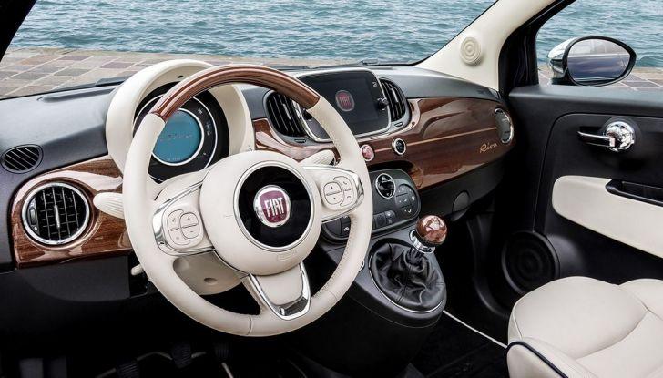 Nuova Fiat 500 Riva, la serie speciale al prezzo di 17.900 euro (6)