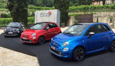 Nuova Fiat 500S, listino prezzi e motorizzazioni