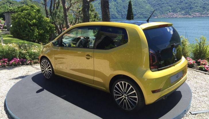 Nuova Volkswagen up! restyling, provata su strada la nuova citycar con un prezzo di 11.000 euro - Foto 2 di 16