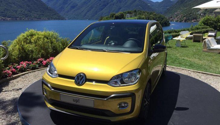 Nuova Volkswagen up! restyling, provata su strada la nuova citycar con un prezzo di 11.000 euro - Foto 10 di 16