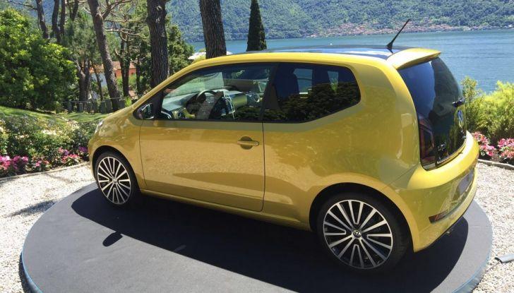 Nuova Volkswagen up! restyling, provata su strada la nuova citycar con un prezzo di 11.000 euro - Foto 8 di 16
