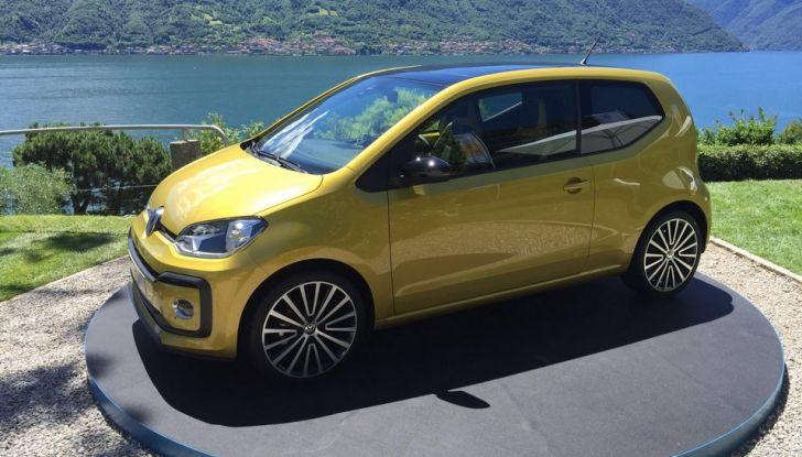 Nuova Volkswagen up! restyling, provata su strada la nuova citycar con un prezzo di 11.000 euro - Foto 14 di 16