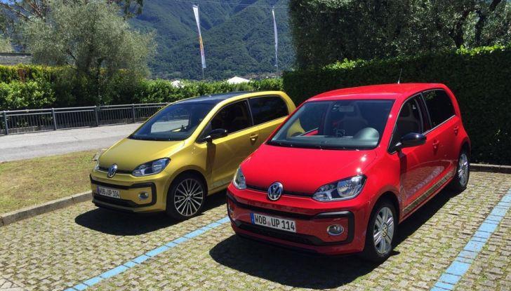 Nuova Volkswagen up! restyling, provata su strada la nuova citycar con un prezzo di 11.000 euro - Foto 11 di 16
