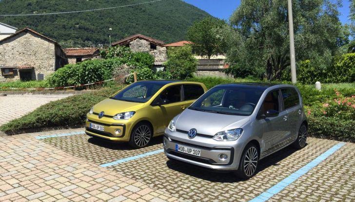 Nuova Volkswagen up! restyling, provata su strada la nuova citycar con un prezzo di 11.000 euro - Foto 15 di 16