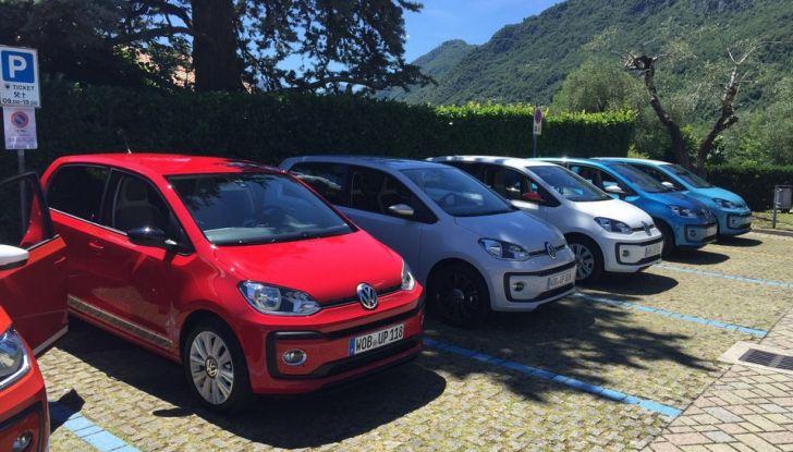 Nuova Volkswagen up! restyling, provata su strada la nuova citycar con un prezzo di 11.000 euro - Foto 4 di 16
