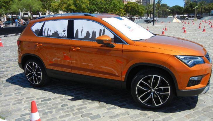 Nuova Seat Ateca: prova su strada, caratteristiche tecniche, motori e prezzi - Foto 13 di 26