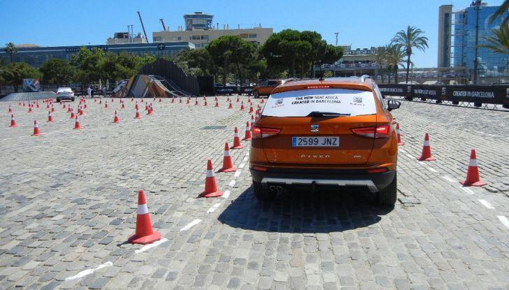 Nuova Seat Ateca: prova su strada, caratteristiche tecniche, motori e prezzi - Foto 14 di 26