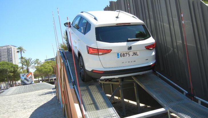 Nuova Seat Ateca: prova su strada, caratteristiche tecniche, motori e prezzi - Foto 16 di 26