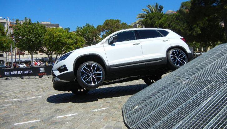 Nuova Seat Ateca: prova su strada, caratteristiche tecniche, motori e prezzi - Foto 1 di 26