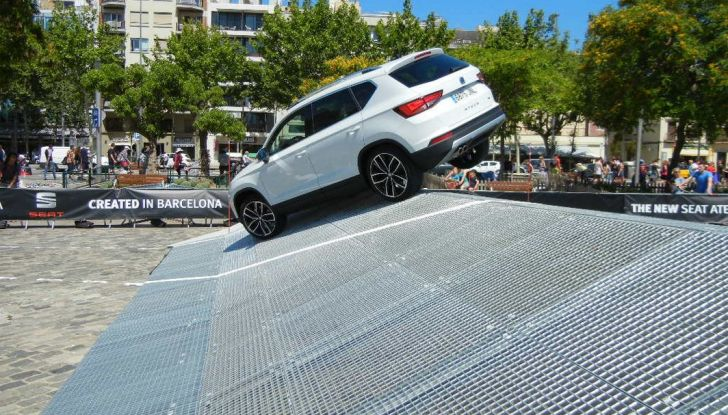 Nuova Seat Ateca: prova su strada, caratteristiche tecniche, motori e prezzi - Foto 21 di 26